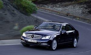 Mercedes Benz C class 2012 300x180 دفترچه راهنمای مرسدس بنز کلاس C مدل 2012