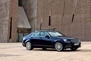 Mercedes Benz C class 2013 300x200 دفترچه راهنمای مرسدس بنز کلاس C مدل 2013