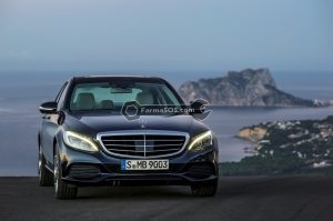 Mercedes Benz C class 2016 300x199 دفترچه راهنمای مرسدس بنز کلاس C مدل 2016