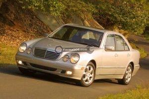 Mercedes Benz E class 2002 300x200 دفترچه راهنمای مرسدس بنز کلاس E مدل 2002