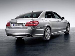 Mercedes Benz E class 2011 300x225 دفترچه راهنمای مرسدس بنز کلاس E مدل 2011