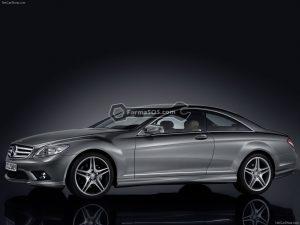 Mercedes Benz CL 2012 300x225 دفترچه راهنمای مرسدس بنز CL مدل 2011