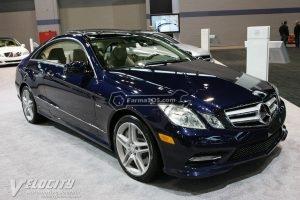Mercedes Benz E class Coupe 2013 300x200 دفترچه راهنمای مرسدس بنز E کوپه 2012