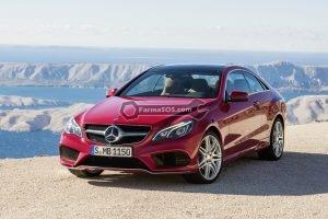 Mercedes Benz E class Coupe 2014 300x200 دفترچه راهنمای مرسدس بنز E کوپه 2014