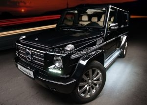 Mercedes Benz G 2016 1 300x215 کاتالوگ مرسدس بنز کلاس G مدل 2016