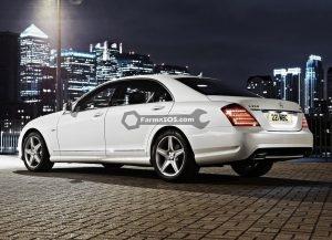 Mercedes Benz S class 2011 300x217 دفترچه راهنمای مرسدس بنز کلاس S مدل 2011