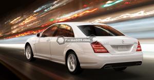 Mercedes Benz S class 2013 300x156 دفترچه راهنمای مرسدس بنز کلاس S مدل 2013