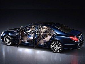 Mercedes Benz S class 2016 300x225 دفترچه راهنمای مرسدس بنز کلاس S مدل 2016