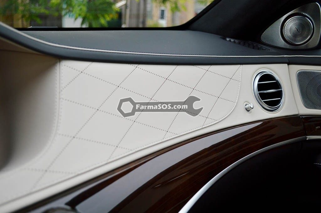 S63 AMG interior 1024x680 مشخصات  جالب مرسدس بنز S63